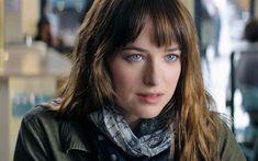 Download wallpapers Anastasia Steele, Fifty Shades Freed, 2018 movie, drama, Dakota Johnson