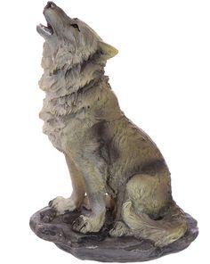 Lobo Aullando de Lisa Parker #figura #figurine #decoracion #decor #wolf #wolves #xtremonline