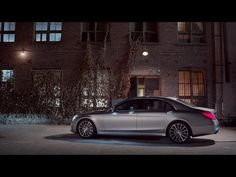 Vision Fulfilled – The New S-Class