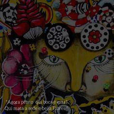 Ilustrações Muié Colores - Feliniana