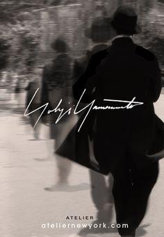 Yohji Yamamoto Autumn/Winter 2012