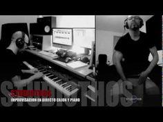 ▶ Improvisacion Cajón y Piano - Tomy StudioThos 2014 - YouTube
