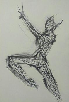 여러 운동에서 받은 강렬한 움직임의 종합적인 느낌에 대한 표현이다.