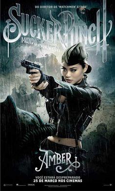 Sucker Punch (Brazilian) 27x40 Movie Poster (2011)
