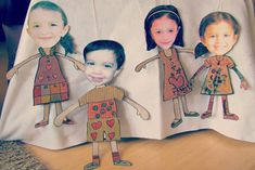 Make: Family String Puppets