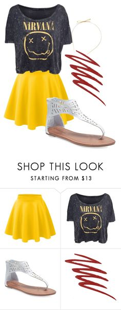 """Shake it off"" by smeghrian ❤ liked on Polyvore featuring LE3NO, CO, Wet Seal, NARS Cosmetics and Kate Spade"