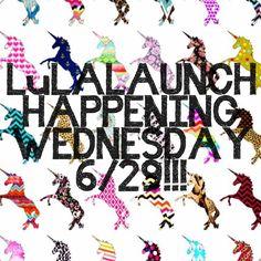 ITSSSS ALMOST TIME TO LAUNCH!! ONE WEEK #lularoelaunchparty #lularoe #party LuLaRoe Abi Cuckovich www.facebook.com/groups/lularoeabicuckovich