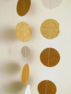 Casa Andersen: DIY Christmas Paper Garland