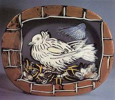 Des céramiques de Picasso aux enchères et en vente aux Etats-Unis - Eloge de l'Art par Alain Truong