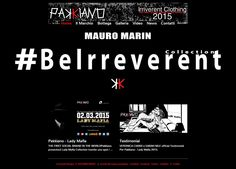 Pakkiano Be Irriverent Collection Mauro Marin
