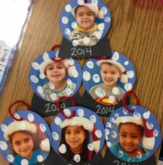 Fun Holiday Activities! by #SOL Train Learning: These are our cute ornaments that we made for our parents. Read about more fun things that we did for the holidays.