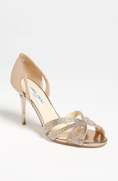 Jimmy Choo 'Bauble d'Orsay' Sandal available at #Nordstrom