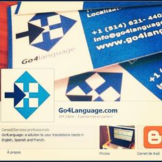 Go4language's Facebook page  #go4language #facebook #xl8 Social Networks, Spanish, English, Facebook, English Language, Social Media, England, Spanish Language, Spain