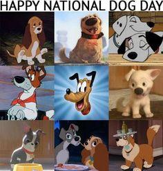 Dogs of Disney Pixar Movies, Disney Movies, Disney Pixar, Disney Characters, Disney Stuff, Disney Charms, Puppies And Kitties, Doggies, Disney Crossovers
