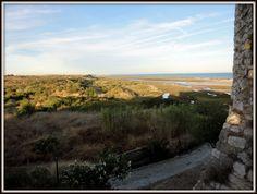 Vista sobre a Ria Formosa - Aldeia da Cacela Velha (Algarve/Portugal)