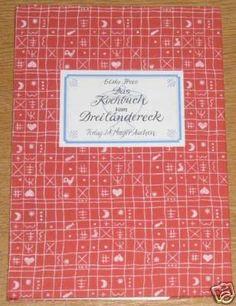 Das Kochbuch aus vom Dreiländereck