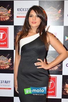 Richa Chadda at the Music concert of 'Suron Ke Rang' in Mumbai