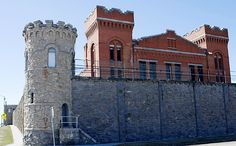 Take a tour of the old Montana Prison, now a museum in Deer Lodge