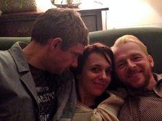 Embedded image permalink AMANDA,  MARTIN & SIMON WISHING ALL A HAPPY NEW YEAR VIA TWITTER