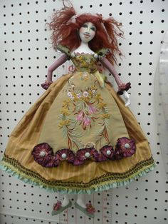 Barbara Willis Dolls | months ago our doll club invited barbara willis to teach another doll ...