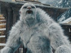 "The Yeti or Abominable Snowman (Nepali: हिममानव, lit. ""mountain man"") is an ape-like cryptid taller than an average human that is said to inhabit the Himalayan region of Nepal and Tibet.[3] The names Yeti and Meh-Teh are commonly used by the people indigenous to the region, and are part of their history and mythology. Stories of the Yeti first emerged as a facet of Western popular culture in the 19th century."