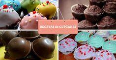 Les dejamos algunas recetas de cupcakes para que les sirvan de inspiración