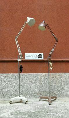 Naska loris lampada da terra. La mitica lampada da architetto, disegno ...