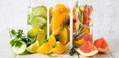 Infused Water - der neue Sommer-Trend aus den USA! Die fünf coolsten Rezepte für das erfrischende und kalorienarme Getränk >>