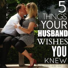 Things Your Husband Wishes You Knew 5 Things Your Husband Wishes You Knew - Don't we all wonder what our men are thinking? Here is the Things Your Husband Wishes You Knew - Don't we all wonder what our men are thinking? Here is the truth! Marriage Help, Healthy Marriage, Marriage Relationship, Marriage And Family, Happy Marriage, Marriage Advice, Healthy Relationships, Communication Relationship, Love My Husband
