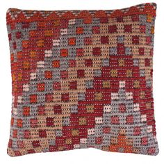 Our authentic Kilim cushions are handwoven and dyed with natural dyes. They are all unique and often have geometric patterns. A Kilim is an original carpet from the Middle-East that was used for having visitors or for praying. Kilim Cushions, Throw Pillows, Vintage Market, At Home Store, Bohemian Rug, Hand Weaving, Objects, Carpet, Geometric Patterns