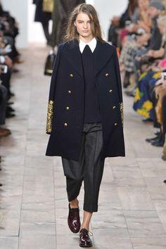 Michael Kors - Autumn/Winter 2015-16 New York Fashion Week #NYFW #BestLooks
