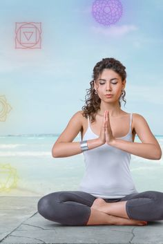 Deine Chakren - Reinigung, Stärkung und Schutz. Jedes der sieben Hauptchakren, steht für einen bestimmten Lebensbereich. Wenn alle Chakren einwandfrei und gleichmäßig arbeiten, fühlen wir uns gesund und zufrieden. Klicke auf den Pin und hole dir deine Meditation Venus, Meditation, Camisole Top, Tank Tops, Dresses, Women, Fashion, Chakras, Health