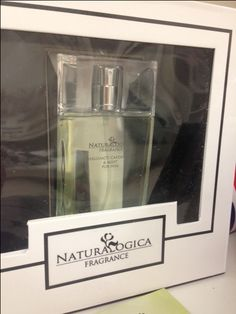 This fragrance from Maidenhead-based Naturalogica smells amazing!