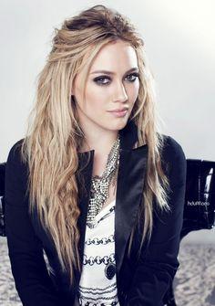 Hilary Duff – InStyle Magazine 2009