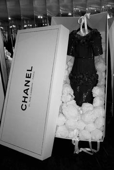 Robe Chanel, Mode Vintage, Haute Couture, Mode Parisienne, Mode Française, 43e4086d824