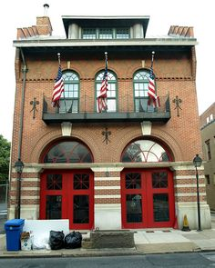 Fireman's Hall Museum (located in a restored firehouse), Philadelphia PA  | Shared by LION