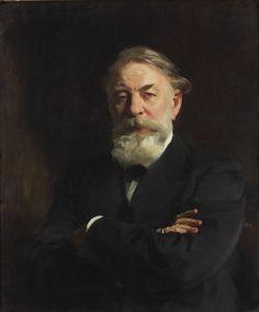 Portrait of Joseph Joachim 1904 - John Singer Sargent