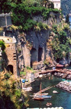 Sorrento, province of Naples ,Campania Italy Italy, Italy Trip, Italy Travel, Beach Honeymoon Destinations, Dream Vacations, Sorrento Italia, Pompeii Ruins, Isle Of Capri, Best Of Italy