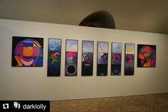 #Repost @darklolly  Biennale disegno Rimini #castello #biennale #biennaledisegno #biennaledisegnorimini #bdr2016 #profilidelmondo #mybiennalern #rimini #castle #art #colors #design #vivorimini #italy #volgorimini