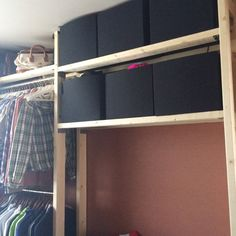 hitomixさんの、DIY,DIY棚,ツーバイフォー,2×4,PILLAR BRACKET,IKEA,部屋全体,のお部屋写真