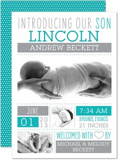 10 Tips for Stunning Newborn Photos & Birth Announcements » Life So Lovely
