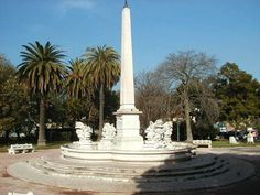 Jardim das Necessidades - Lisboa