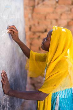 Au Tchad, pour les enfants vulnérables, l'accès à l'eau est synonyme d'un avenir meilleur