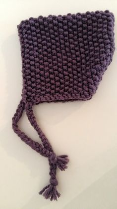 9b18f8b947f1 Le béguin lutin   Knit baby   Pinterest   Knitting, Crochet and Baby  knitting
