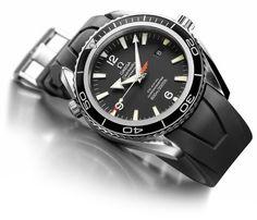 Omega Seamaster Planet Ocean Casino Royale Limited Edition 2907.50.91