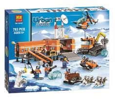 783pcs <font><b>Legoelieds</b></font> <font><b>City</b></font> <font><b>Arctic</b></font> <font><b>Base</b></font> <font><b>Camp</b></font> Building Block sets Kids Educational Bricks Minifigure Toys for toddlers Price: USD 42.58  | http://www.cbuystore.com/product/783pcs-font-b-legoelieds-b-font-font-b-city-b-font-font-b-arctic-b-font-font-b-base-b-font-font-b-camp-b-font-building-block-sets-kids-educational-bricks-minifigure-toys-for-toddlers/10168243 | UnitedStates