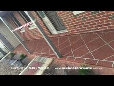 Geelong Spray Pave - YouTube