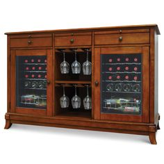 Costco Wine Cooler Cabinet Really Nice Furniture At