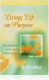 Living Life on Purpose -- Every woman longs to live up to her full, God-given potential. But the hectic nature of your life may leave you struggling just to keep your head above water. Fortunately, you can do more than simply survive. In this wonderful book, Lysa outlines how you can develop a Life Plan that will help you. More than just helping you get a better handle on your schedule, your Life Plan will allow you to enjoy a life this is truly well-lived. Great for individual or group…