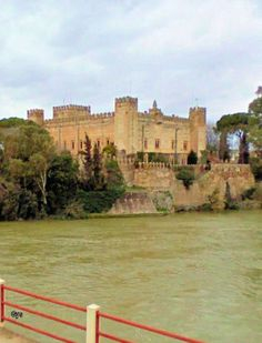 Castle of Malpica de Tajo, Toledo, Spain